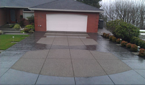 Stamped-and-Exposed-aggregate-concrete-puyallup-wa