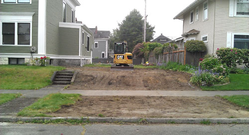 residential-land-excavation-tacoma-wa